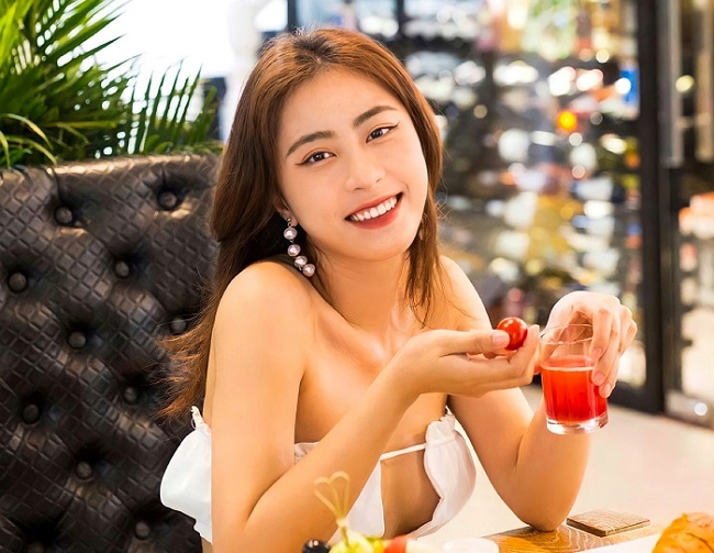 Nguyễn Thị Nguyệt Hà – Rung động với cô nàng xinh đẹp tài năng