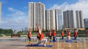 Vận động, thể dục thể thao có thể giúp chúng ta nhận biết cơ thể một cách tốt hơn, giúp chúng ta trông hồng hào, khỏe mạnh hơn.